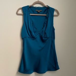 🆕Saks Fifth Avenue Teal Blue Top